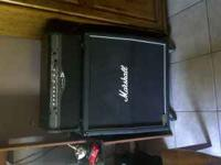 Marshall JCM 900 Half-Cab. Call  for more info