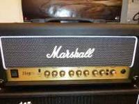Upgraded Marshall Haze 15-watt, 2-channel, all-tube