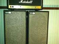 Marshall Jcm 900. 50 watts. Dual reverb. 4500 model.