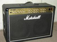 "Marshall JCM2000 TSL122 All Tube Guitar Amp. This ""All"