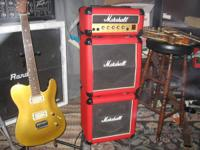 I have a Marshall Lead 12 Mini Stack: 15w solid state