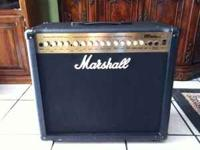 I have a Marshall MG100DFX for sale. I had this amp for
