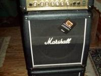 WE HAVE A MARSHALL MICRO STACK MG15MSII AMPLIFIER FOR