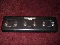 marshall mode four footswitch in perfect working