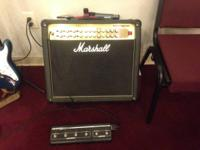 I have a Marshall valvestate 2000 amp for sale. We