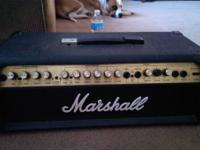 Selling my Marshall Valvestate 8100 head to hopefully