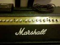 This amp uses an ECC83 tube in the pre-amp stage and is