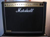 "Super nice 2nd owner, Early ""80""s Marshall JCM800 4212,"