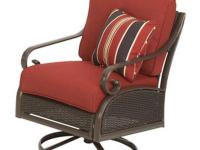 Purchase the Cedar Island Swivel Chair as an add-on