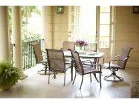 The Martha Stewart Living Grand Bank Dining Set