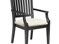 The Martha Stewart Living Larsson Dining Arm Chair