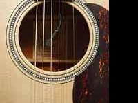 WE ARE SELLING A MARTIN GUITAR DC16GTE-PREMIUM IN BRAND