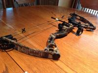 Martin cheetah youth best hand bow. New 4 years back.