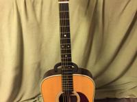 The guitar is in excellent condition and has been