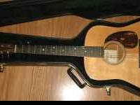 Selling my Martin D-16GT. Solid sikta spruce top with