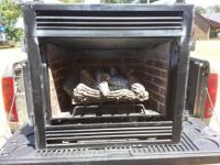 Martin propane heater good working condition $200 cash
