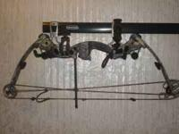 "For Sale Martin Shadowcat Compound Bow RH 30"" draw"