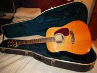 This used Martin SPD-16TR acoustic is a 1996 special