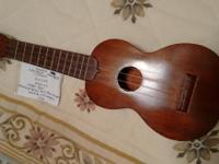 1965 Martin style 0 ukulele Excellent condition; solid