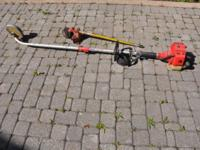Maruyama Model MC260 gasoline powered Edger & String
