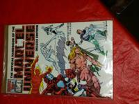 The official handbook of the marvel uuniverse deluxe
