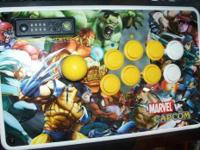 I have a Marvel Vs Capcom Arcade Fightstick: Tournament