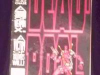 Marvel Comics The Circle Chase DEAD POOL 1993 Issue #1