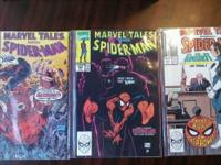 Today we have for you a group lot set of Marvel Tales