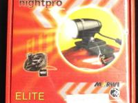 We have this MARWI Nightpro Bike Light for sale at our