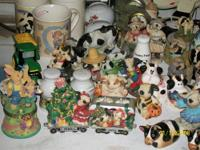 I have a variety of Mary Moo Moo figurines .. I have 2