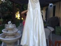 Beautiful Bridal gown for sale by original owner.