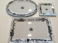 Selling 3 dish ltd collection Maryland dishes all 3