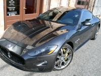 This is a Maserati, Gran Turismo S for sale by Miller