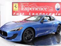 2013 Maserati GranTurismo Sport Lease this Maserati for