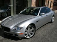 This is a Maserati, Quattroporte S for sale by Miller
