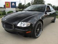 This is a one owner Maserati Sport GT in immaculate