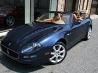 This is a Maserati, Spyder for sale by Miller