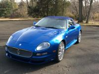2005 Maserati Spyder 90th Anniversary Edition!!! Only