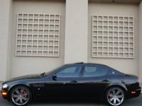 2008 MASERATI GT S SPORT RATE FEW AROUND