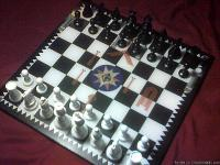 Masonic Chess Set For Sale ? This set is a must see!