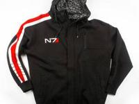 Hey all, I have a XL N7 Hoodie offical from bioware. I