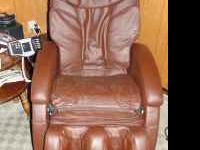 For Sale - Berkline EC-586 massage chair for sale.