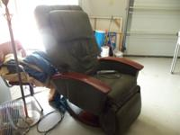 $300 or OBO- 5 year old full body massage chair. It has