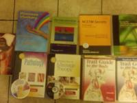 Massage therapy Therapy Bks. & & Examination Prep.