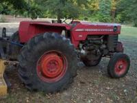 Good ole tractor,easy start,runs well. 3500.00 with 6ft