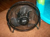 Massey 9 inch High Velocity Fan This Is A High Volicity