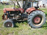 Massey 135 3 cylinder diesel, 3 point 540 PTO. Needs