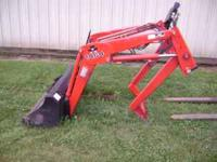I have a very nice Massey Ferguson 1464 Loader with