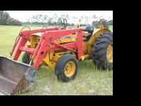 MF 20D with loader, 42hp, diesel, power steering,