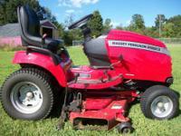 For sale is a 2006 Massey Ferguson 2823 garden tractor
